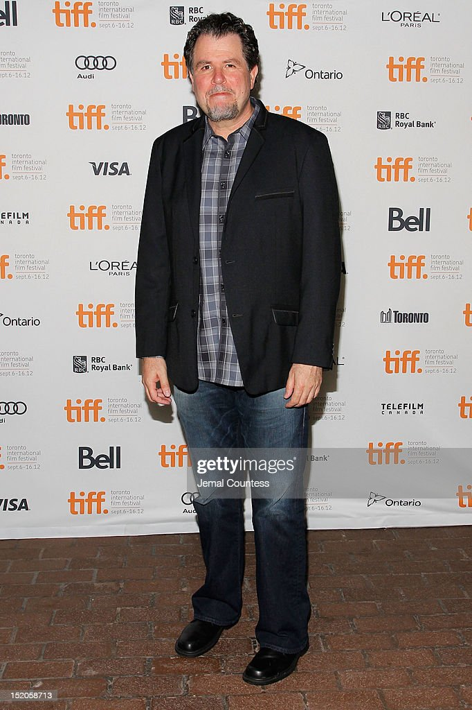 Filmmaker Don Coscarelli attends the 'John Dies At The End' Premiere during the 2012 Toronto International Film Festival held at Ryerson Theatre on September 15, 2012 in Toronto, Canada.