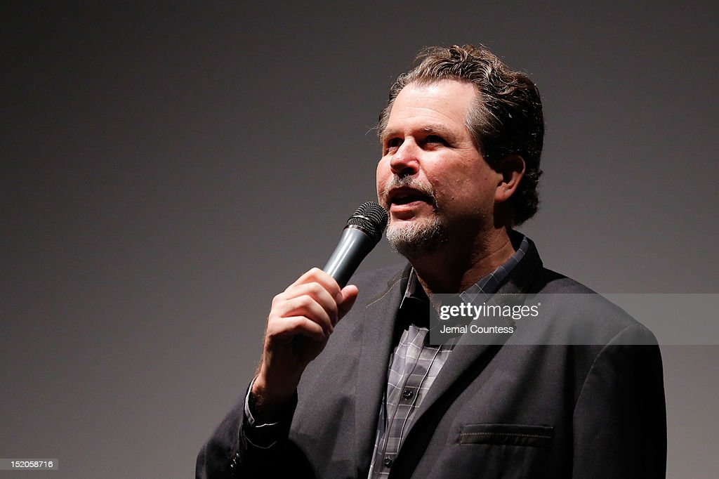 Filmmaker Don Coscarelli speaks at the 'John Dies At The End' Premiere during the 2012 Toronto International Film Festival held at Ryerson Theatre on September 15, 2012 in Toronto, Canada.