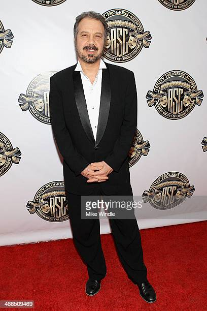 Filmmaker Edward Zwick attends the 28th Annual ASC Awards presented by The American Society Of Cinematographers at Dolby Theatre on February 1 2014...