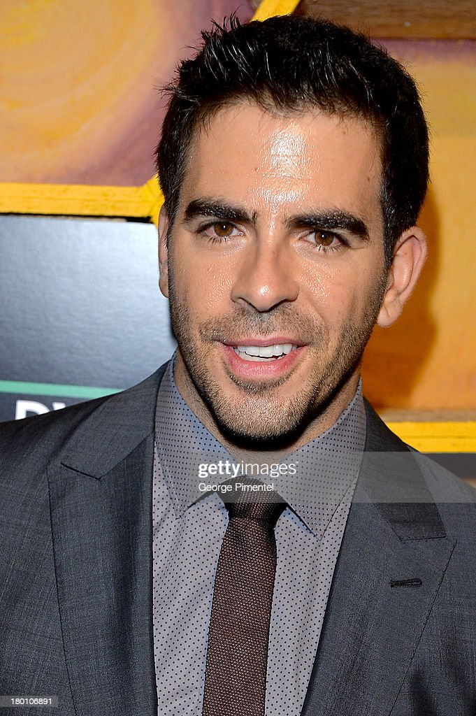 Filmmaker Eli Roth attends the SodaStream presents The Worldview Party at Live at the Hive during the 2013 Toronto International Film Festival on September 8, 2013 in Toronto, Canada.