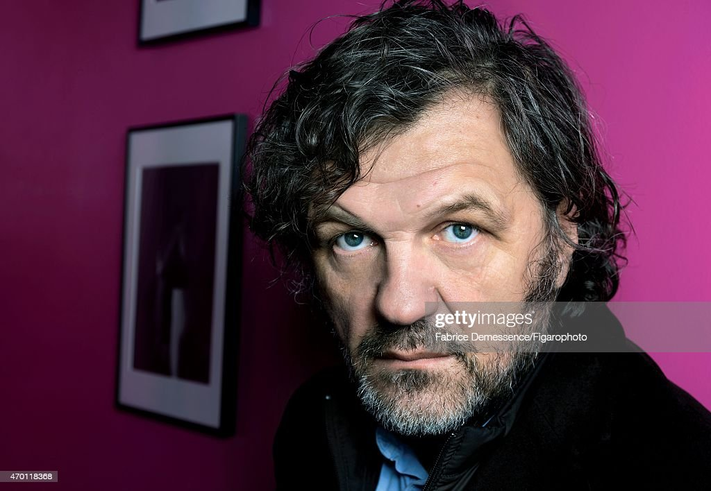 Filmmaker <a gi-track='captionPersonalityLinkClicked' href=/galleries/search?phrase=Emir+Kusturica&family=editorial&specificpeople=210555 ng-click='$event.stopPropagation()'>Emir Kusturica</a> is photographed for Le Figaro Magazine on January 29, 2015 in Paris, France.