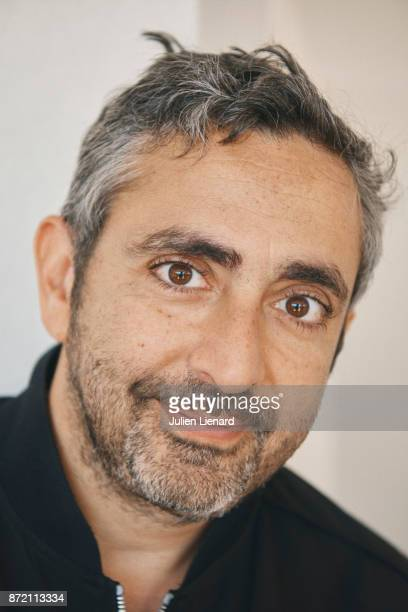 Filmmaker Eric Toledano is photographed for Self Assignment on May 19 2017 in Cannes France