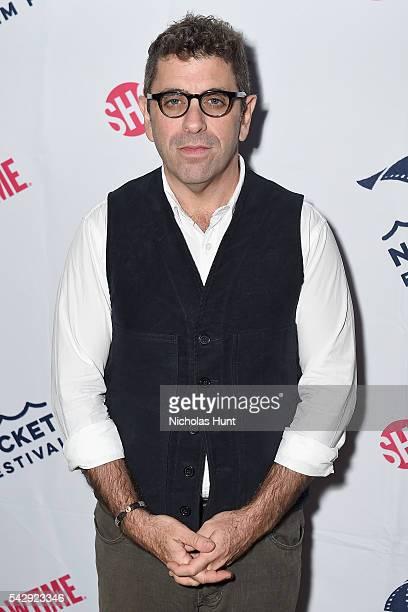Filmmaker Eugene Jarecki attends the 2016 Nantucket Film Festival Day 3 on June 24 2016 in Nantucket Massachusetts