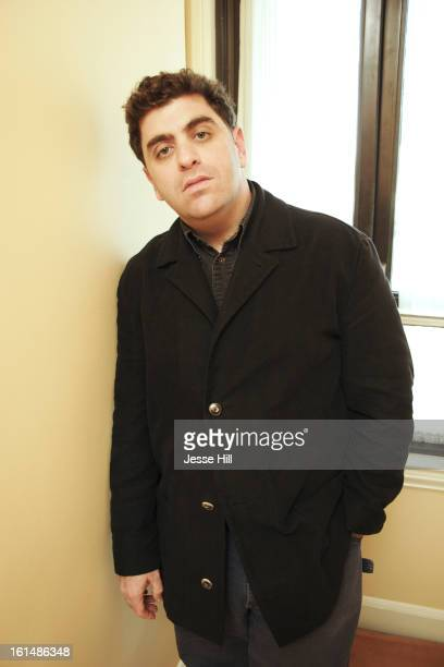 Filmmaker Eugene Jarecki is photographed for Venice Magazine on August 1 2005 in Los Angeles California