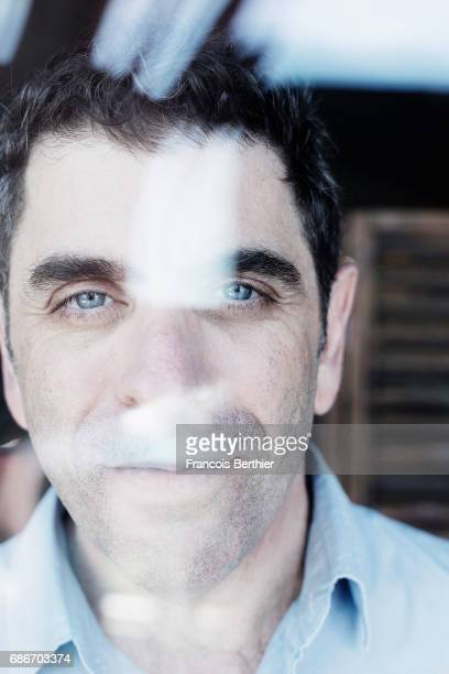 Filmmaker Eugene Jarecki is photographed on May 21 2017 in Cannes France