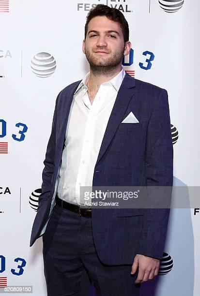 Filmmaker Evan Ari Kelman attends the 2016 Tribeca Film Festival New York Filmmakers Party at Spring Studios on April 12 2016 in New York City