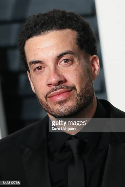 Filmmaker Ezra Edelman attends the 2017 Vanity Fair Oscar Party hosted by Graydon Carter at the Wallis Annenberg Center for the Performing Arts on...