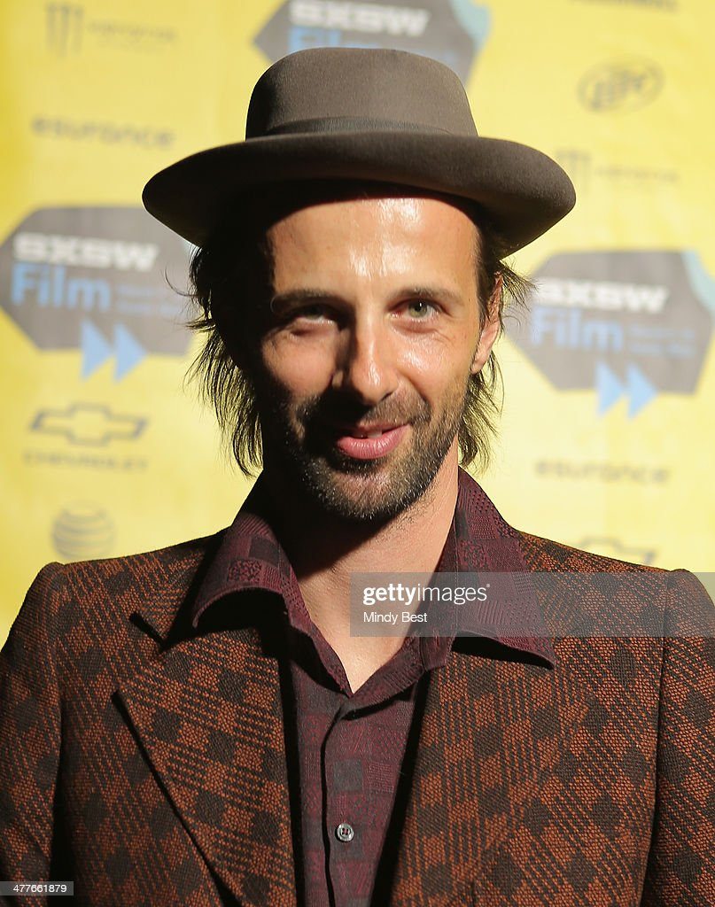 Filmmaker Florian Habicht attends the 'PULP' premiere during the 2014 SXSW Music, Film + Interactive Festival at Austin Convention Center on March 9, 2014 in Austin, Texas.