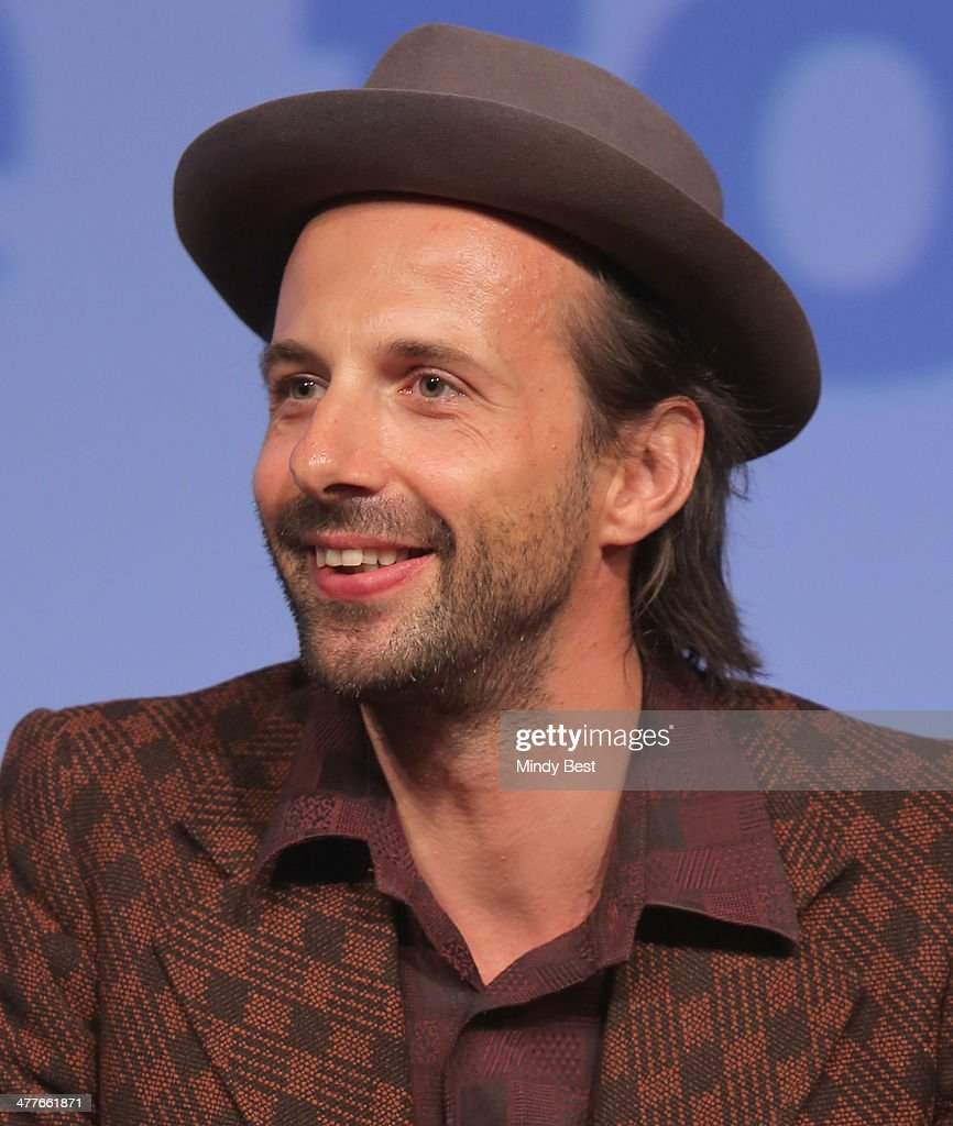 Filmmaker Florian Habicht speaks onstage at the 'PULP' premiere during the 2014 SXSW Music, Film + Interactive Festival at Austin Convention Center on March 9, 2014 in Austin, Texas.
