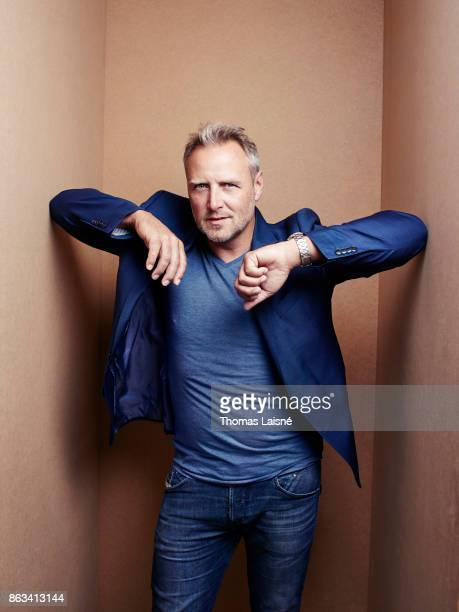 Filmmaker François Troukens is photographed for Self Assignment on September 4 2017 in Venice Italy