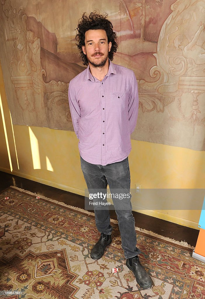 Filmmaker Garth Davis attends the SAGIndie Brunch at Cafe Terigo on January 21, 2013 in Park City, Utah.