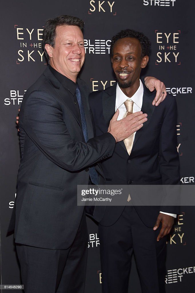 """Eye In The Sky"" New York Premiere - Arrivals"