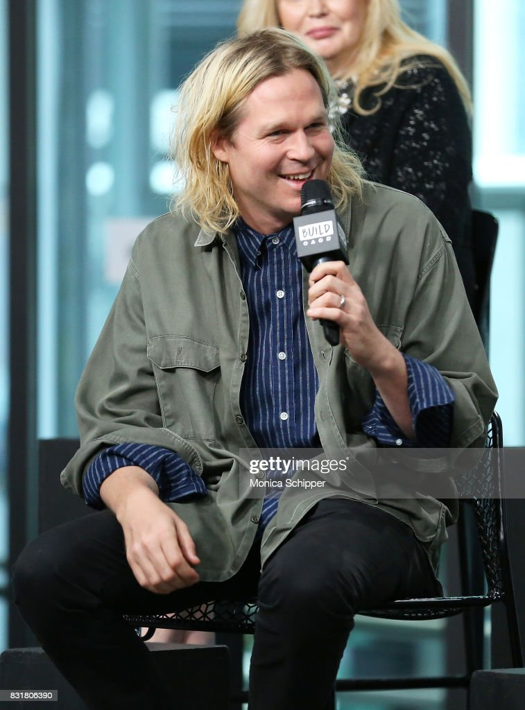 Filmmaker Geremy Jasper visits Build Series to discuss the movie 'Patti Cake$' at Build Studio on August 15, 2017 in New York City.