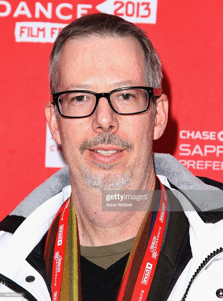 Filmmaker Greg Finton attends the 'The World According To Dick Cheney' Premiere at The Marc Theatre on January 17, 2013 in Park City, Utah.