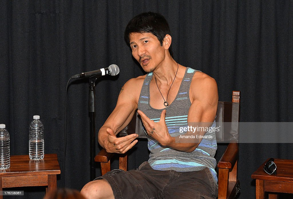 Filmmaker <a gi-track='captionPersonalityLinkClicked' href=/galleries/search?phrase=Gregg+Araki&family=editorial&specificpeople=213371 ng-click='$event.stopPropagation()'>Gregg Araki</a> attends the NEXT WEEKEND Presented By Sundance Institute -
