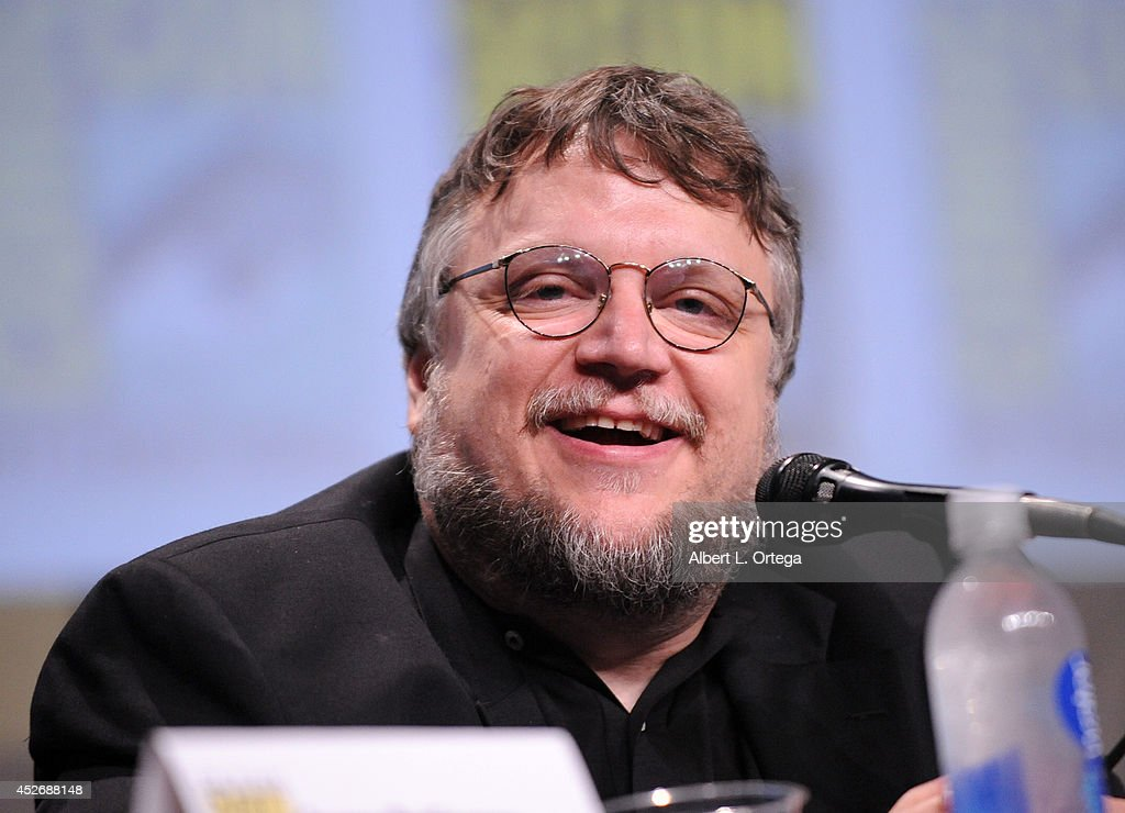 Filmmaker <a gi-track='captionPersonalityLinkClicked' href=/galleries/search?phrase=Guillermo+del+Toro&family=editorial&specificpeople=609181 ng-click='$event.stopPropagation()'>Guillermo del Toro</a> attends the 20th Century Fox presentation during Comic-Con International 2014 at San Diego Convention Center on July 25, 2014 in San Diego, California.