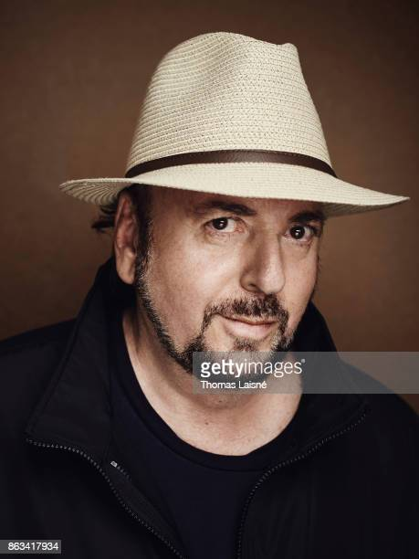 Filmmaker James Toback is photographed for Self Assignment on September 4 2017 in Venice Italy