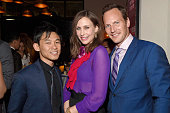 Filmmaker James Wan actress Vera Farmiga and actor Patrick Wilson attend the after party for the premiere of 'The Conjuring 2' during the 2016 Los...