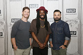 Build Presents Russell Simmons, Donte Clark And Jason...