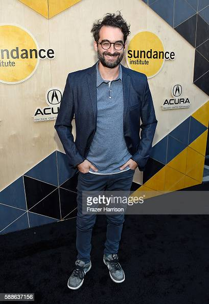 Filmmaker Jay Duplass attends the Sundance Institute NIGHT BEFORE NEXT Benefit at The Theatre at The Ace Hotel on August 11 2016 in Los Angeles...