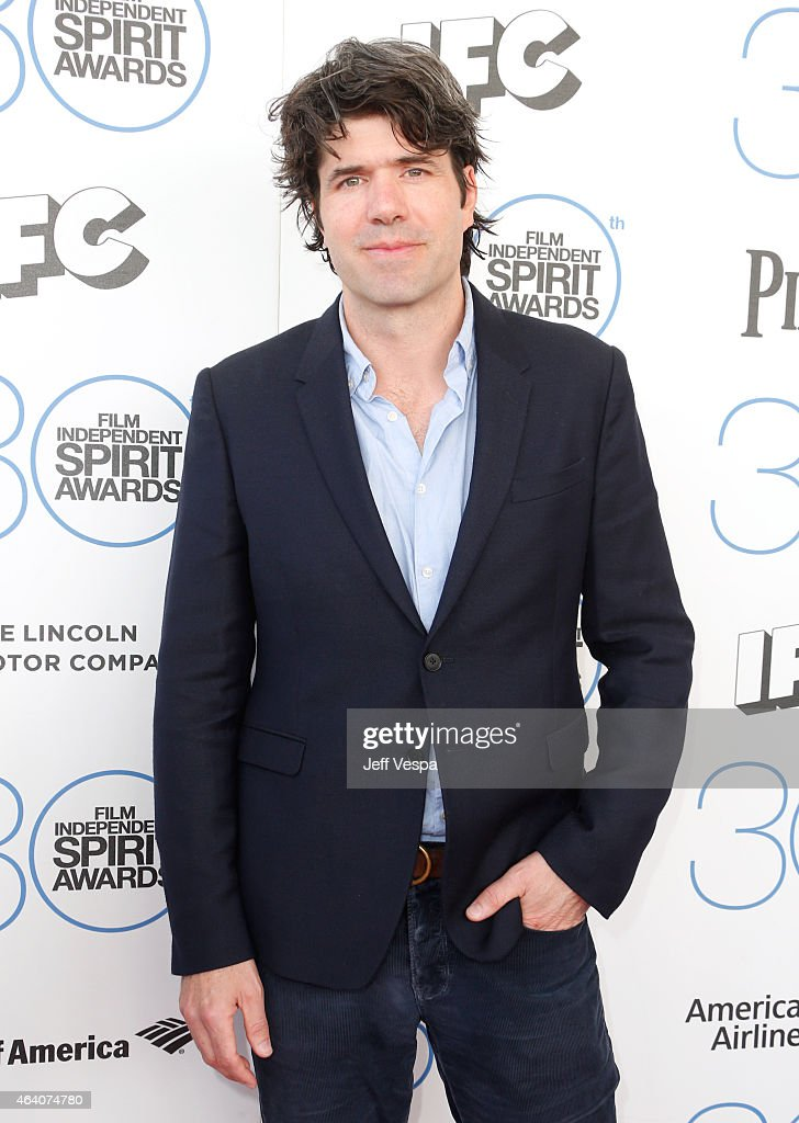 Filmmaker <a gi-track='captionPersonalityLinkClicked' href=/galleries/search?phrase=J.C.+Chandor&family=editorial&specificpeople=7452126 ng-click='$event.stopPropagation()'>J.C. Chandor</a> attends the 2015 Film Independent Spirit Awards at Santa Monica Beach on February 21, 2015 in Santa Monica, California.