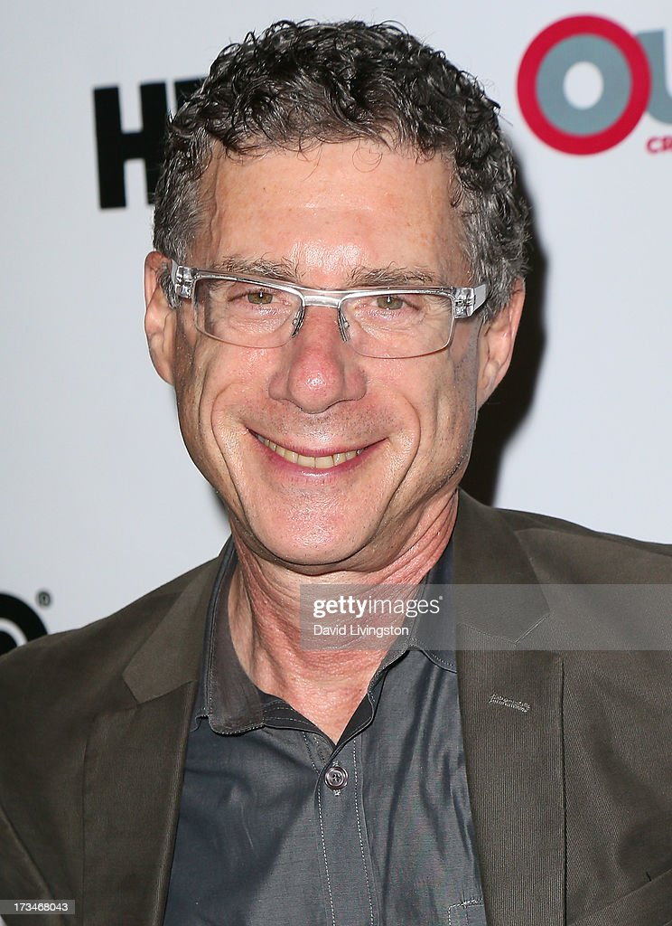 Filmmaker Jeffrey Friedman attends the 2013 Outfest Film Festival's amfAR panel at the DGA Theater on July 14, 2013 in Los Angeles, California.