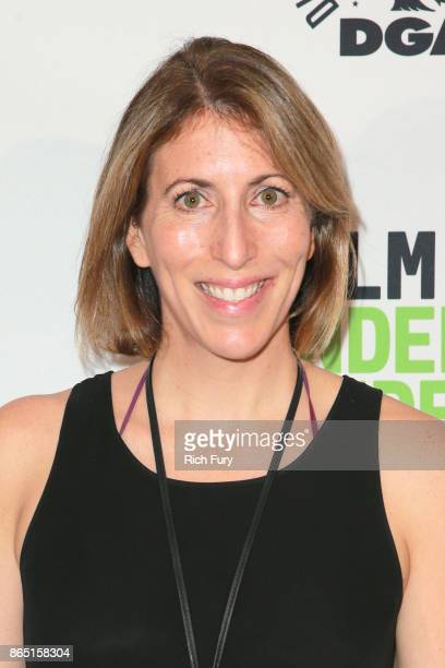 Filmmaker Jessica Kantor attends day 3 of the Film Independent Forum at DGA Theater on October 22 2017 in Los Angeles California