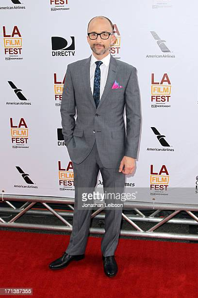 Filmmaker Jim Rash attends the premiere of Fox Searchlight Pictures' 'The Way Way Back' sponsored by DIRECTV at Regal Cinemas LA Live on June 23 2013...