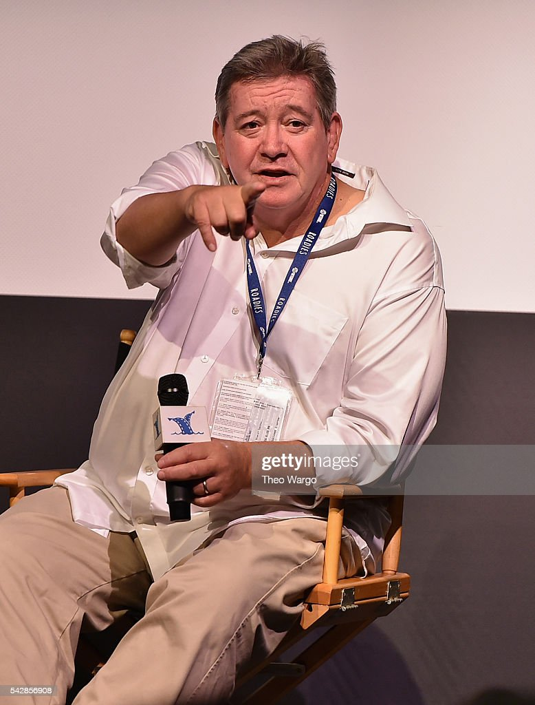 Filmmaker <a gi-track='captionPersonalityLinkClicked' href=/galleries/search?phrase=John+Stanton&family=editorial&specificpeople=5510620 ng-click='$event.stopPropagation()'>John Stanton</a> attends a screening of 'Last Bay Scallop' during the 2016 Nantucket Film Festival Day 3 on June 23, 2016 in Nantucket, Massachusetts.