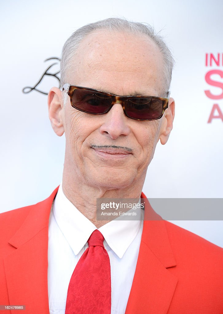 Filmmaker <a gi-track='captionPersonalityLinkClicked' href=/galleries/search?phrase=John+Waters+-+Director&family=editorial&specificpeople=209202 ng-click='$event.stopPropagation()'>John Waters</a> attends the 2013 Film Independent Spirit Awards after party at The Bungalow at The Fairmont Hotel on February 23, 2013 in Santa Monica, California.
