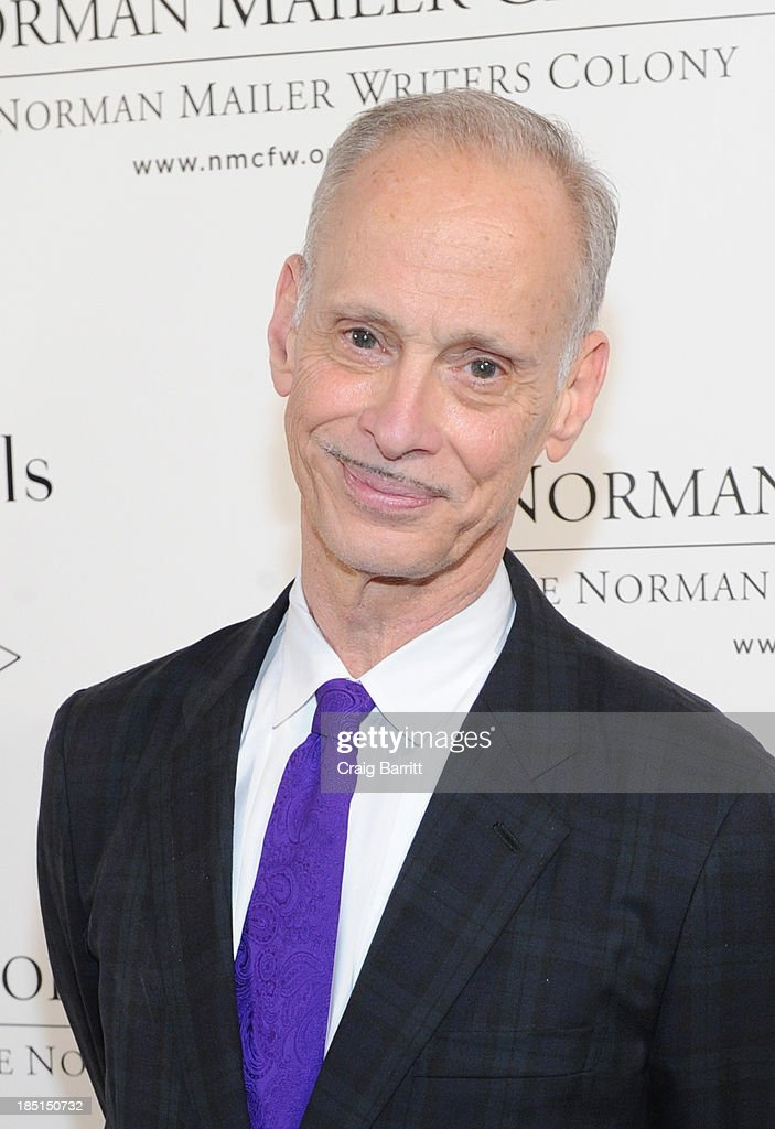 Filmmaker <a gi-track='captionPersonalityLinkClicked' href=/galleries/search?phrase=John+Waters+-+Director&family=editorial&specificpeople=209202 ng-click='$event.stopPropagation()'>John Waters</a> attends the Norman Mailer Center's fifth annual benefit gala at the New York Public Library on October 17, 2013 in New York City.