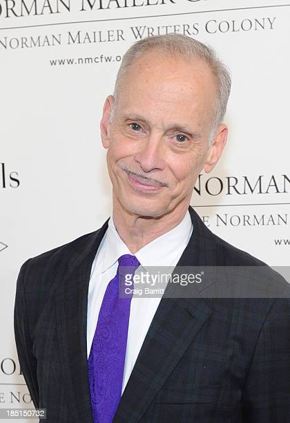Filmmaker John Waters attends the Norman Mailer Center's fifth annual benefit gala at the New York Public Library on October 17 2013 in New York City