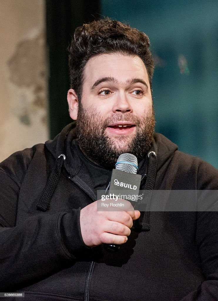 Filmmaker Jon Spira and actor Anthony Forrest discuss 'Elstree 1976' with AOL Build at AOL Studios In New York on May 6, 2016 in New York City.