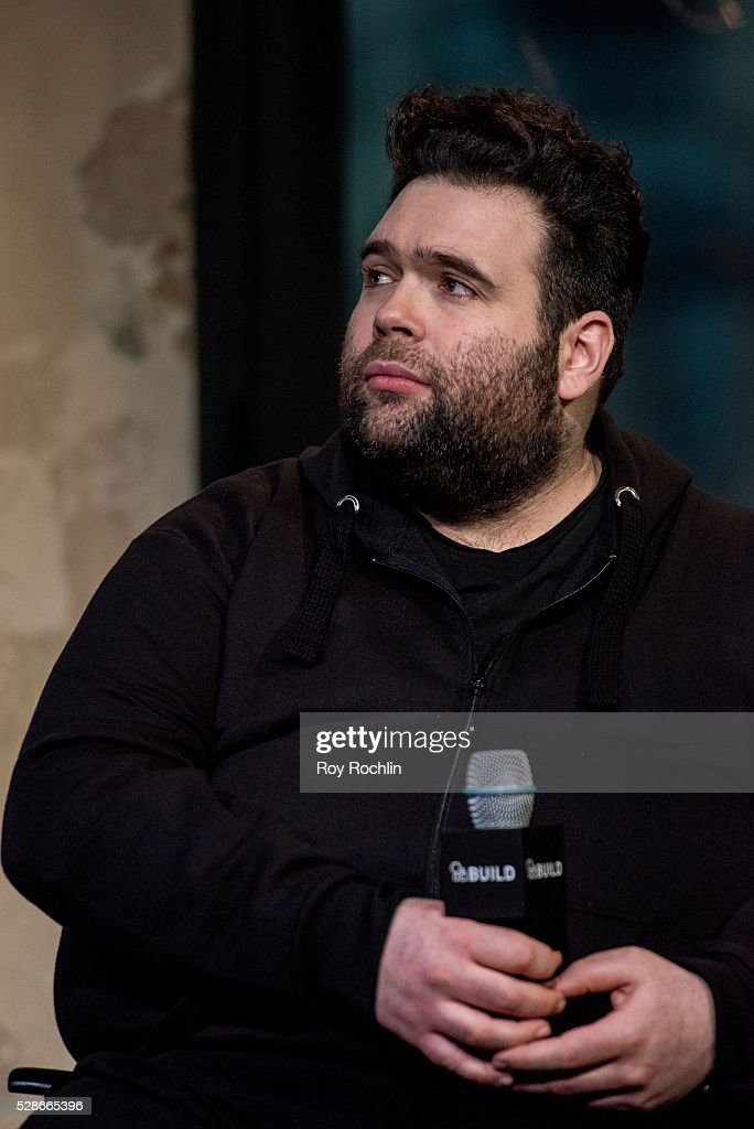 Filmmaker Jon Spira discusses 'Elstree 1976' with AOL Build at AOL Studios In New York on May 6, 2016 in New York City.