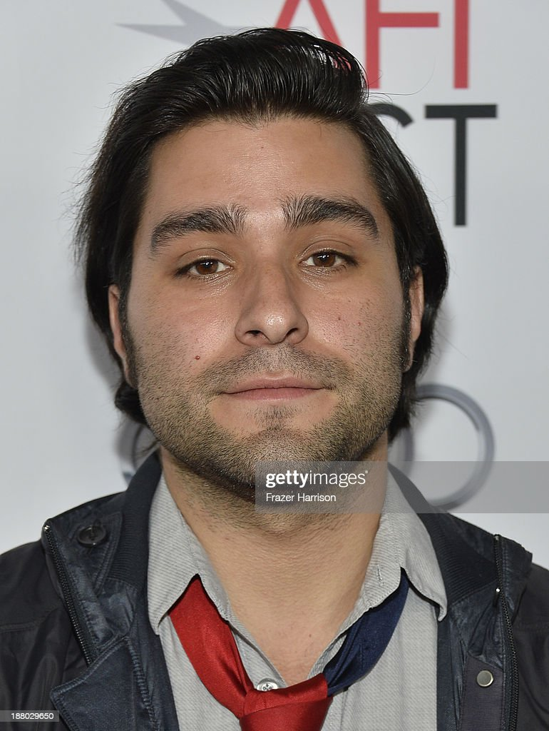Filmmaker Jordan Vogt-Roberts attends the AFI FEST 2013 presented by Audi closing night gala screening of 'Inside Llewyn Davis' at TCL Chinese Theatre on November 14, 2013 in Hollywood, California.