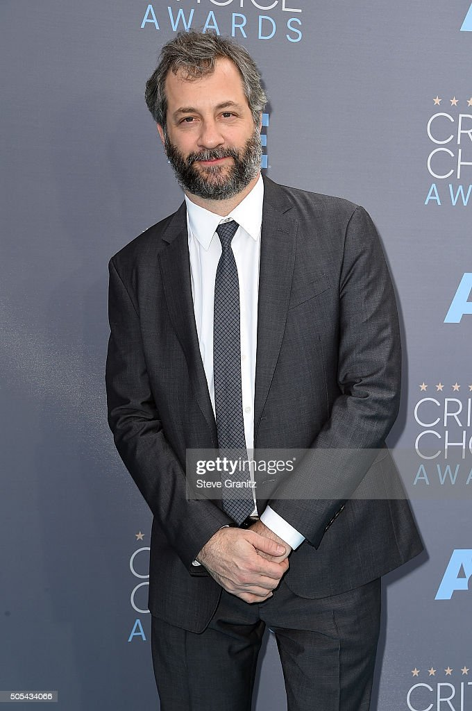 Filmmaker Judd Apatow attends the 21st Annual Critics' Choice Awards at Barker Hangar on January 17 2016 in Santa Monica California