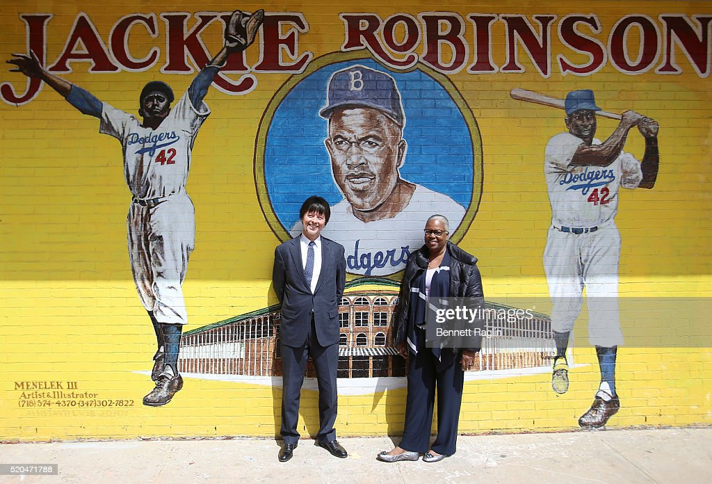 "Ken Burns, Sharon Robinson And PBS Debut ""Life Is Not A Spectator Sport: The Jackie Robinson Story,"" A New Google Expedition Inspired By The Film ""Jackie Robinson"" At The Jackie Robinson School  In Brooklyn"