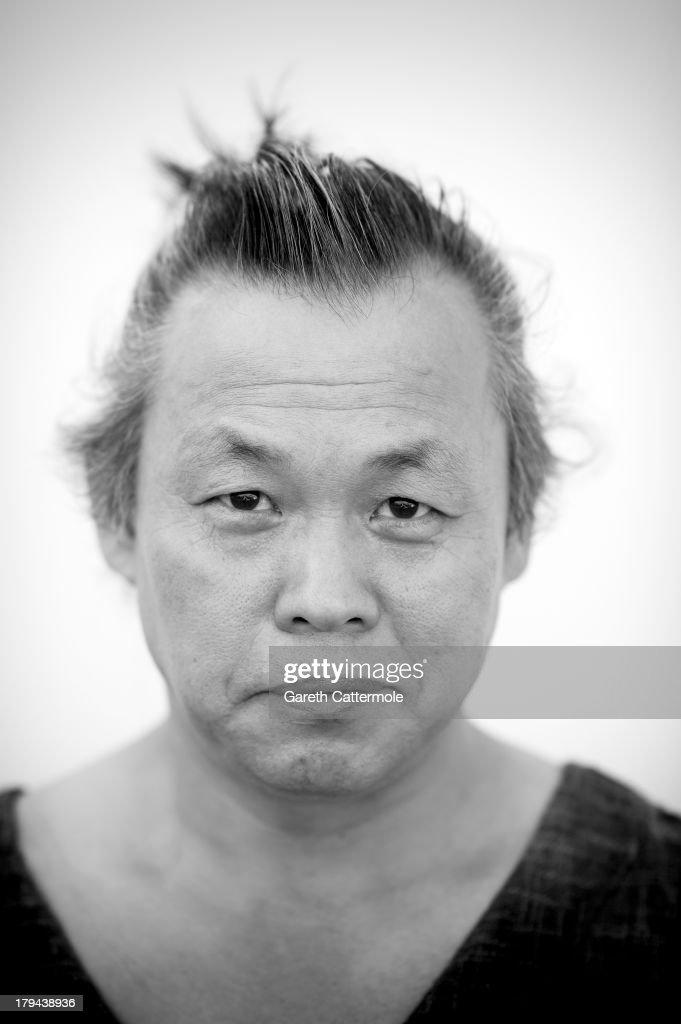 Kim Ki-Duk Portrait Session - The 70th Venice International Film Festival