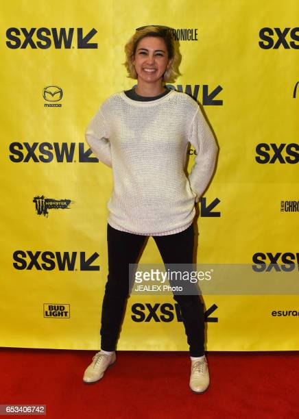 Filmmaker Kirsten Lepore attends 'Vimeo Staff Picks Live Director's Commentary' during 2017 SXSW Conference and Festivals at Vimeo on March 14 2017...