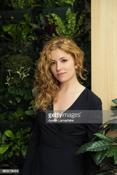 Filmmaker Laura Ferres is photographed for Self Assignment on May 20 2017 in Cannes France