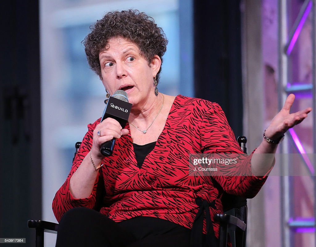 Filmmaker Laurie Kahn speaks at the AOL Build Presents - Author Eloisa James And Director Laurie Kahn Discussing The New Documentary 'Love Between The Covers' at AOL Studios In New York on June 30, 2016 in New York City.