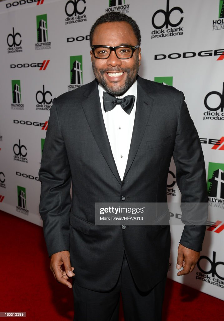 Filmmaker <a gi-track='captionPersonalityLinkClicked' href=/galleries/search?phrase=Lee+Daniels&family=editorial&specificpeople=209078 ng-click='$event.stopPropagation()'>Lee Daniels</a> arrives at the 17th annual Hollywood Film Awards at The Beverly Hilton Hotel on October 21, 2013 in Beverly Hills, California.