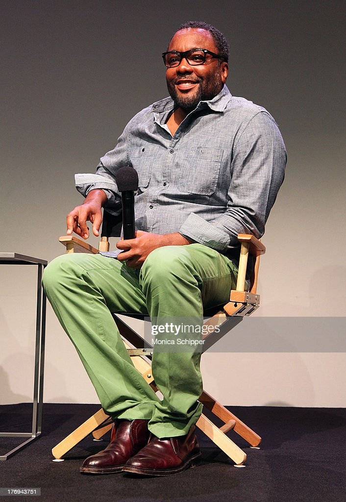 Filmmaker Lee Daniels attends Meet The Filmmaker Lee Daniels at the Apple Store Soho on August 19 2013 in New York City