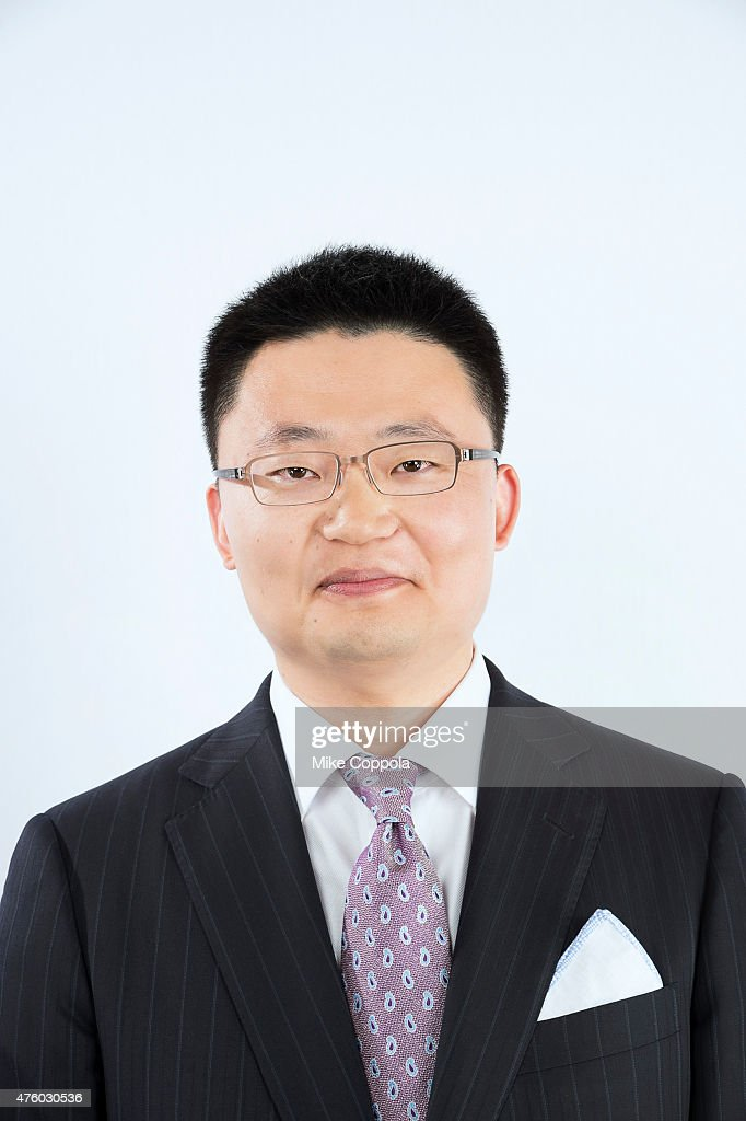 Filmmaker Leon Lee poses for a portrait at The 74th Annual Peabody Awards Ceremony at Cipriani Wall Street on May 31, 2015 in New York City.