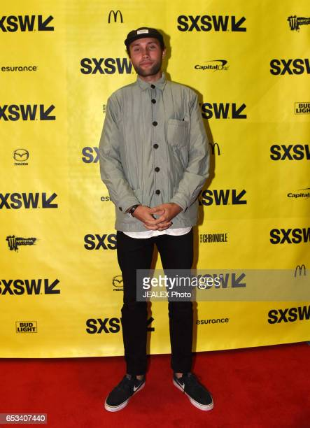 Filmmaker Maceo Frost attends 'Vimeo Staff Picks Live Director's Commentary' during 2017 SXSW Conference and Festivals at Vimeo on March 14 2017 in...