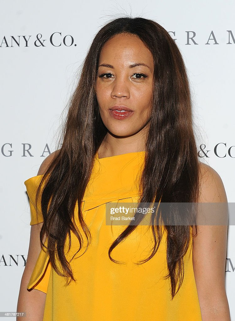 Filmmaker Maggie Betts attends the 'ENGRAM' screening at Museum of Modern Art on March 31, 2014 in New York City.
