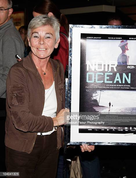 Filmmaker Marion Hansel attends the 'Black Ocean' Premiere held at Scotia Bank Theatre during the 35th Toronto International Film Festival on...