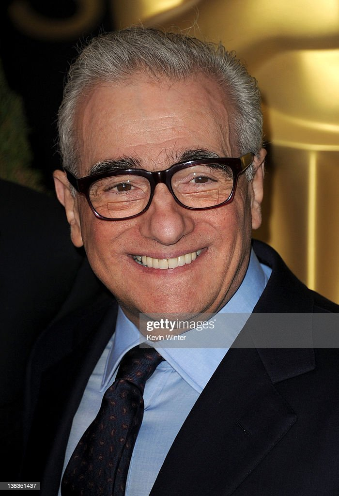Filmmaker Martin Scorsese arrives at the 84th Academy Awards Nominations Luncheon at The Beverly Hilton hotel on February 6 2012 in Beverly Hills...