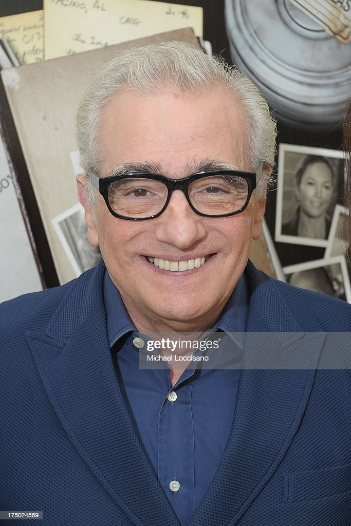 Filmmaker <a gi-track='captionPersonalityLinkClicked' href=/galleries/search?phrase=Martin+Scorsese&family=editorial&specificpeople=201976 ng-click='$event.stopPropagation()'>Martin Scorsese</a> attends the New York Premiere of HBO Documentary 'Casting By' at HBO Theater on July 29, 2013 in New York City.