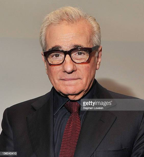 Filmmaker Martin Scorsese attends the screening of 'Mean Streets' at The Film Society of Lincoln Center on December 20 2011 in New York City